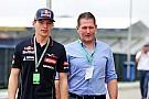 Verstappen - La précocité dans le sport est devenue mondiale