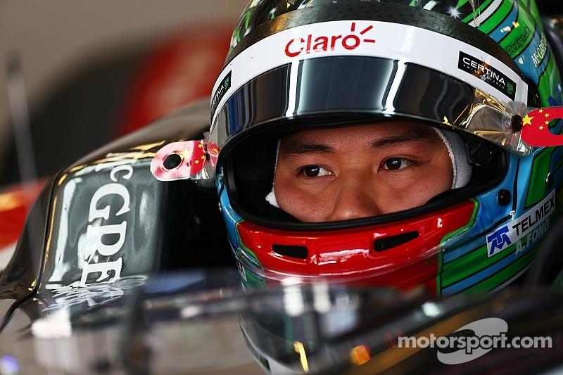 Эддерли Фонг стал пилотом Lotus по развитию