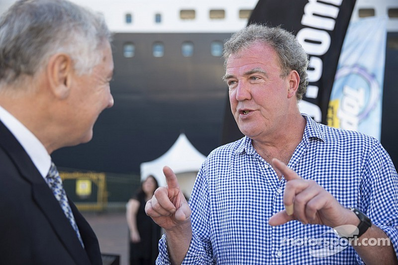 Top Gear's Clarkson dropped after incident