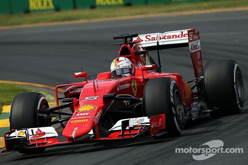 Феттель: Ferrari лучше прошлогодней Red Bull
