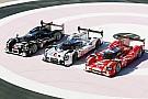 Porsche продемонстрировала 919 Hybrid 2015 года