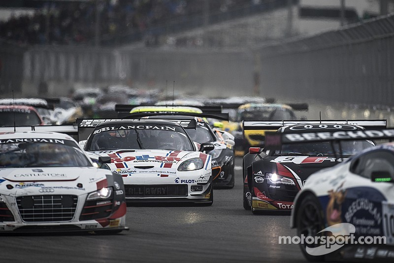 Nogaro kicks off exciting 2015 Blancpain GT Series