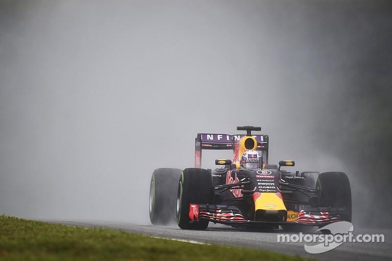 Ricciardo dice que la brecha con Ferrari es demasiado grande