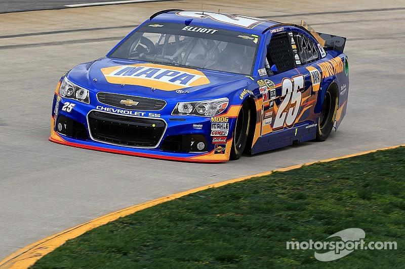 Chase Elliott to start first NASCAR Sprint Cup race on 'weird weekend'