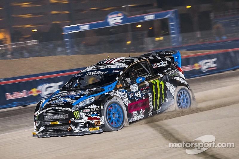 Ken Block délaisse le WRC pour se concentrer sur le rallycross