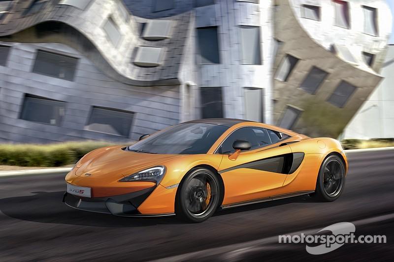 McLaren 570S Coupé - 330 km/h avec 570 cv!