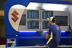 MotoGP Résumé de course Suzuki - Une pointe de déception après le retour en MotoGP