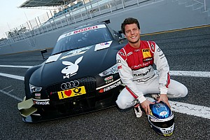 DTM Breaking news Audi drivers in the 2015 DTM: Adrien Tambay