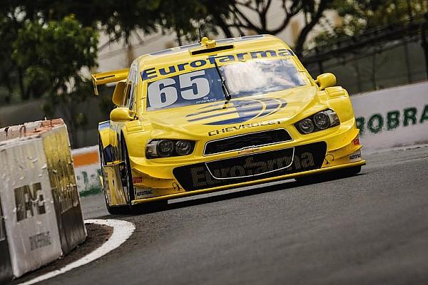 Brazilian Stock Cars: Max Wilson takes pole position