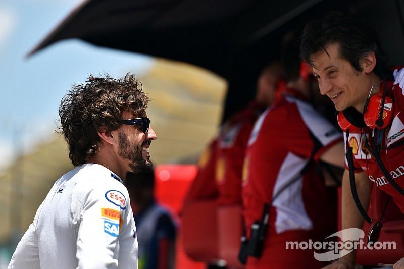 """Alonso - """"Je ne voulais pas terminer dauphin une quatrième fois"""""""
