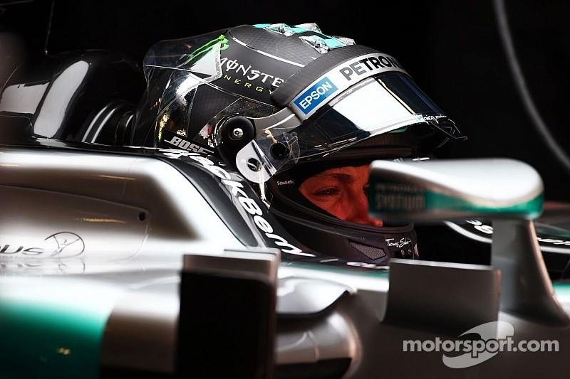 """Brundle - """"Rosberg doit se reprendre au niveau mental"""""""