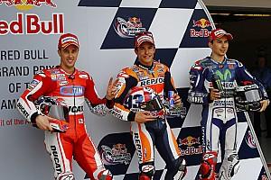 MotoGP Résumé de qualifications MotoGP - Qualifs : Rien n'arrête Marc Márquez à Austin !