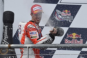 MotoGP Résumé de course Dovizioso parfait gestionnaire de ses pneus à Austin