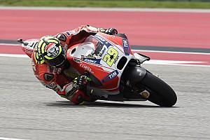 MotoGP Résumé de course Iannone a perdu le podium dans le premier tour à Austin