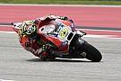 Iannone a perdu le podium dans le premier tour à Austin