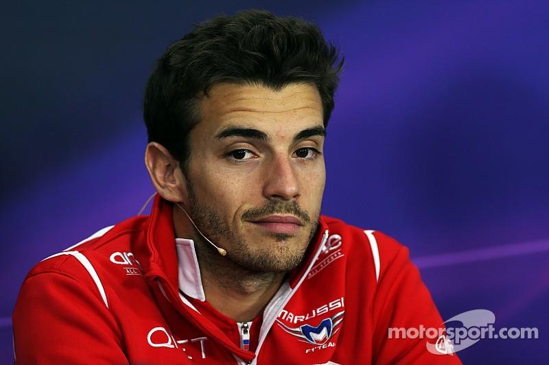 El padre de Jules Bianchi habló sobre lo que sucede con su hijo