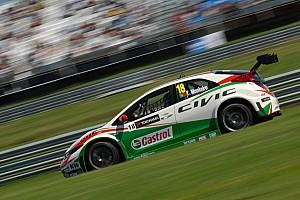 WTCC Пресс-релиз В Honda рассчитывают на подиум в Марракеше