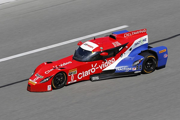 DeltaWing goes where it has never gone before: A street course