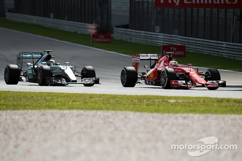 В Ferrari уповают на жару, в Mercedes ждут проблем