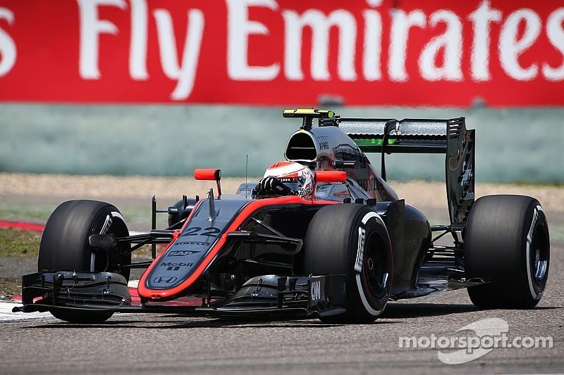 Button admits engine not McLaren's only problem
