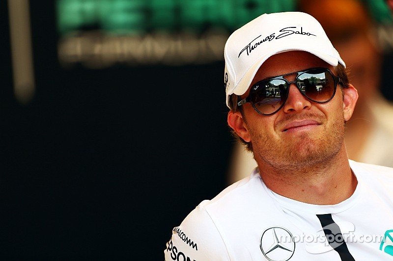 Team interests have priority, says Rosberg