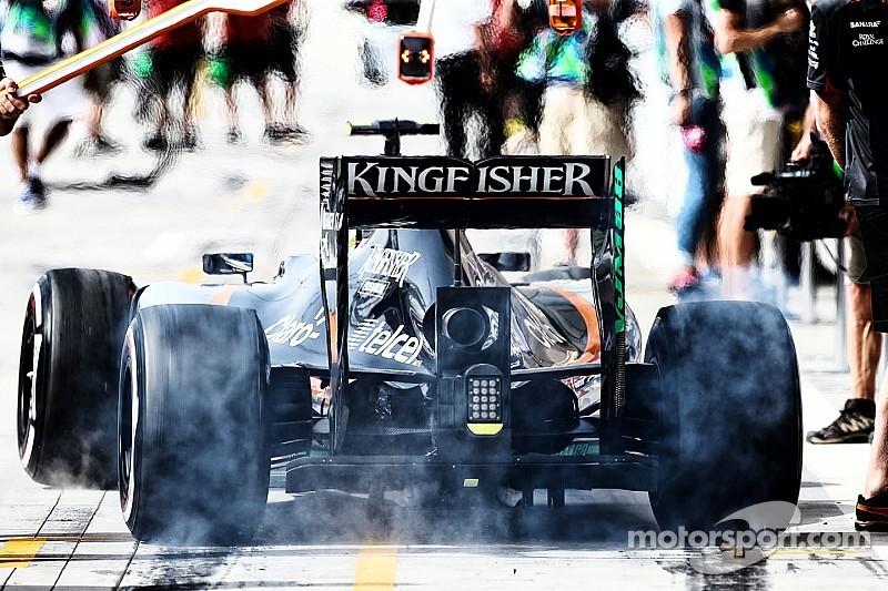 Affaire classée entre Pérez et Vettel