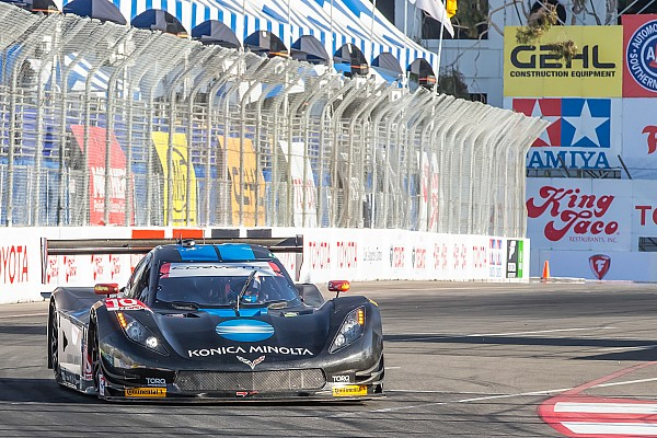 Wayne Taylor Racing y BMW Team RLL ganan las posiciones de privilegio