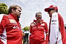 Ferrari: Кими получит новый контракт только в случае успешных выступлений