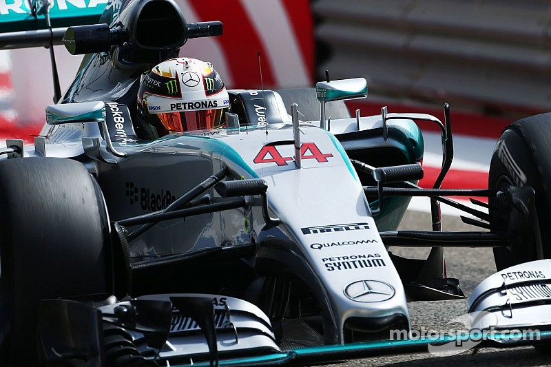 Bahrain Grand Prix FP3 results: Lewis Hamilton back on top of timesheets