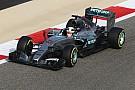 GP de Bahreïn - La grille de départ