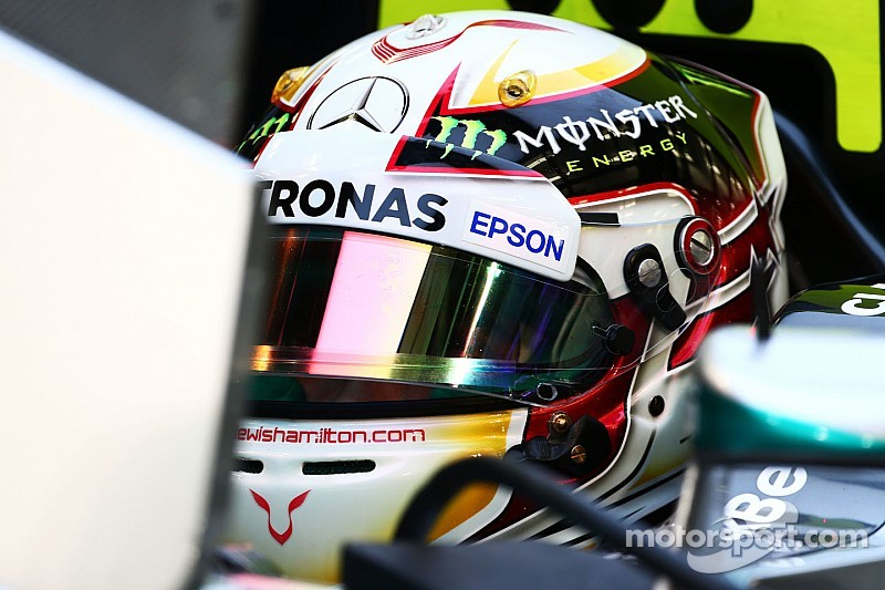Hamilton se réjouit de la pression mise par Ferrari