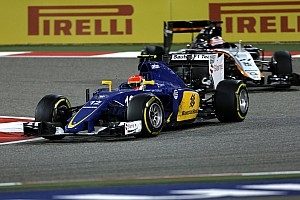 Formula 1 Race report Despite good performance, no points for Sauber in Bahrain