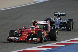 Formula 1 Race report Bahrain GP: The first podium for Raikkonen since  he returned to Ferrari
