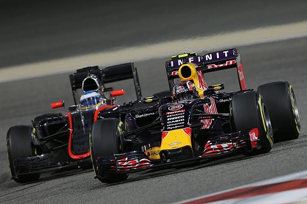 Horner: Bahrain charge will boost Kvyat