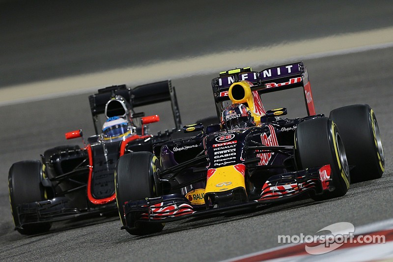 Horner: Bahrain charge will boost Kvyat