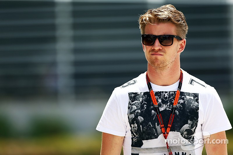 Hulkenberg says his future may lie in the WEC with Porsche