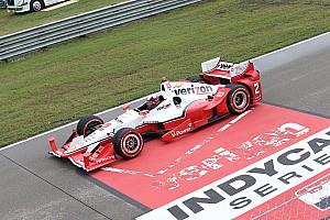 IndyCar Vista previa Montoya listo para Barber