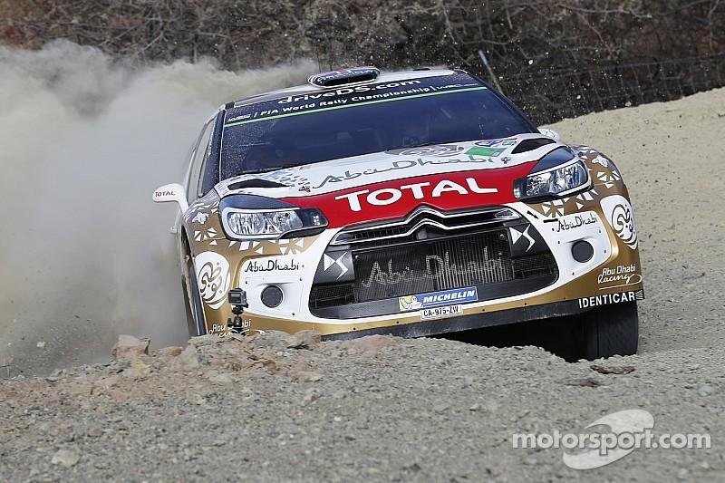 Meeke clings to Rally Argentina lead, as Latvala threatens