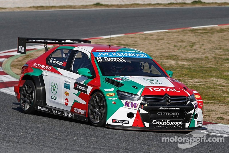 Time to confirm for Mehdi Bennani and the Sébastien Loeb Racing !