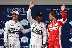 Formule 1 Actualités McNish - Le problème de Rosberg est de faire face à d'immenses champions