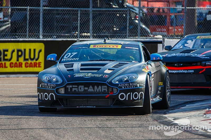 Wilson wins Round 5 GTS race at Barber Motorsports Park