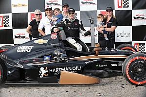IndyCar Reporte de la carrera Josef Newgarden triunfa en casa