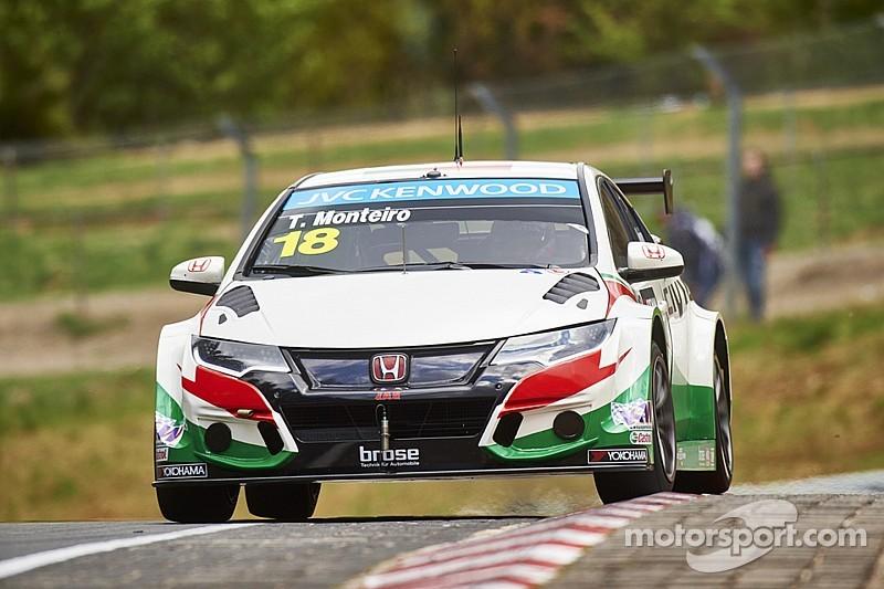 Honda introduce mejoras en Nürburgring