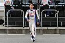 Nakajima forfait pour la suite du week-end à Spa