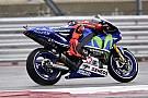 Лоренсо быстрее всех на тренировках в Испании