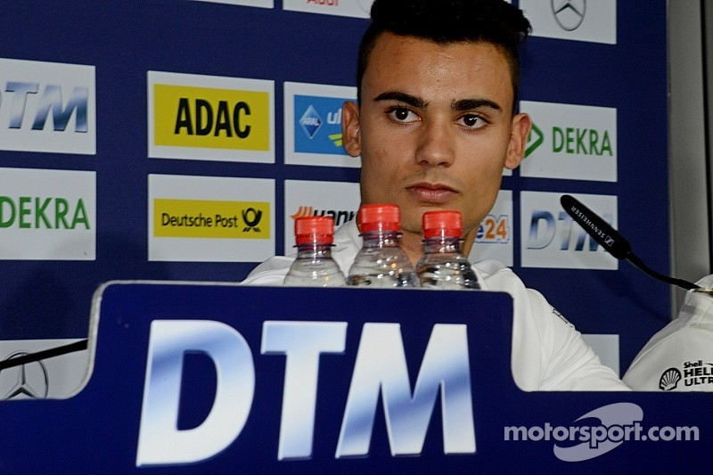 Верляйн: DTM – мой приоритет