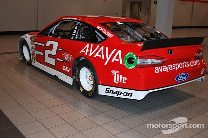 Team Penske partners with Avaya in NASCAR and IndyCar