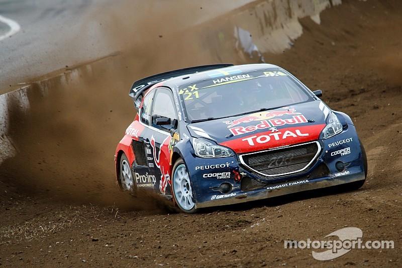 A second consecutive podium finish for Team Peugeot-Hansen!