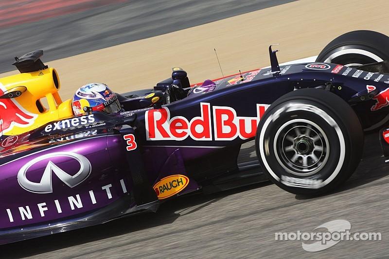 Ricciardo minimise les menaces de départ de Red Bull