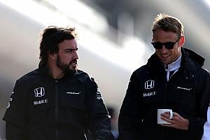 Formule 1 Actualités Dennis - McLaren possède le meilleur duo de pilotes